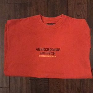 Abercrombie and Fitch Men's small long sleeve T